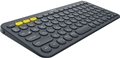 K380BK Multi-Device Bluetooth Keyboard