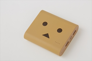 CHE-067-BR cheero Power Plus 3 13400mAh DANBOARD version Original Color(ライトブラウン)