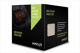 AMD Athlon X4 880K Black Edition BOX Near Silent125W Thermal Solution (Quad-Core/4.0GHz x 4/ターボコア時4.2GHz/L2 4M/TDP95W) ※グラフィック機能はありません。