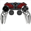 MC-LYNX9-RD-PC L.Y.N.X.9 Mobile Hybrid Controller with Bluetooth Technology for Android Smartphones, Tablets and PC - Red
