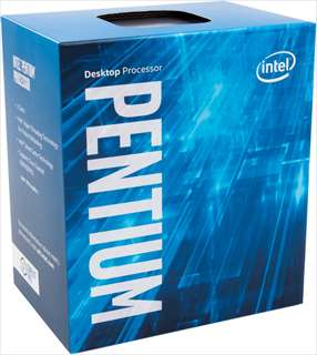Pentium G4560 BOX (3.50GHz/ターボブーストなし/2-core 4-thread/Total Cache 3MB/TDP54W/HD Graphics 610)