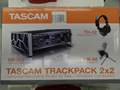 TASCAM TRACKPACK 2x2 US-2x2TP 売切れの際はご容赦願います。