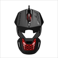 Mad Catz RAT1 Wired Optical USB LED RGB Mouse