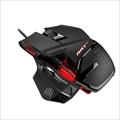 Mad Catz RAT4 Wired Optical USB LED RGB Mouse MCB43731J0A3