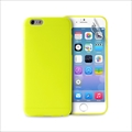 PURO iPhone 6 Plus ULTRA-SLIM 0.3 COVER + Screen Protector IPC65503GRN
