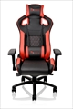【5月中旬発売予定】 GT Fit Gaming chair -Black&Red- Standard Sports Style GC-GTF-BRMFDL-01