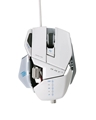 Mad Catz R.A.T.5 Gaming Mouse White MC-R5-WHZ