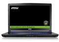 WE72-7RJ-1050JP MSI WorkStation WE72 7RJ