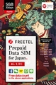 FTS047N02  [FREETEL Prepaid Data SIM for Japan (30days、5GB、nano SIM)]