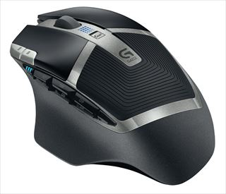 Wireless Gaming Mouse G602